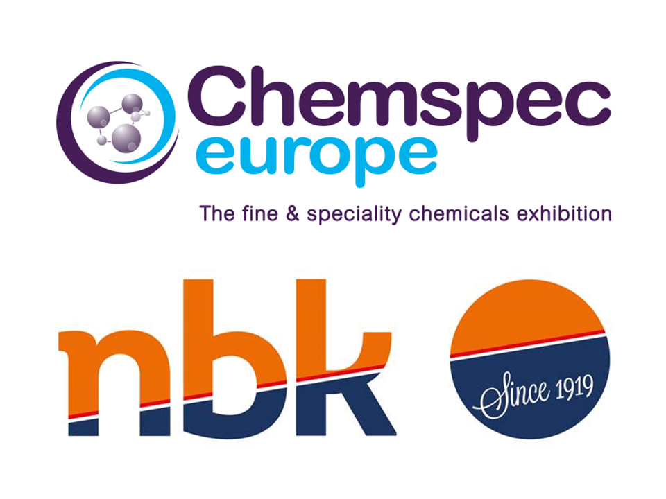 Meet us at ChemSpec Europe 2018!